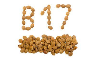 Kann man mit Vitamin b17 einer Krebserkrankung vorbeugen?